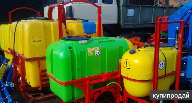 Опрыскиватель 300 литров Навесной Demarol