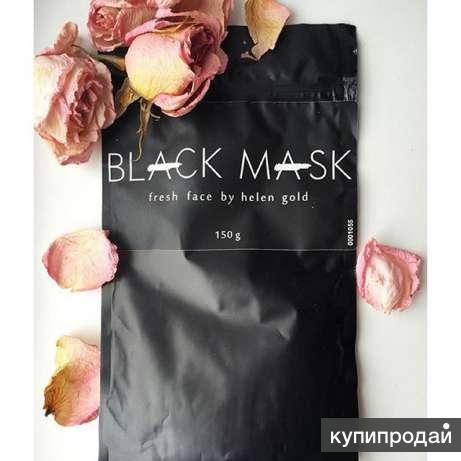 BLACK MASK-самая эффективная маска для лица!