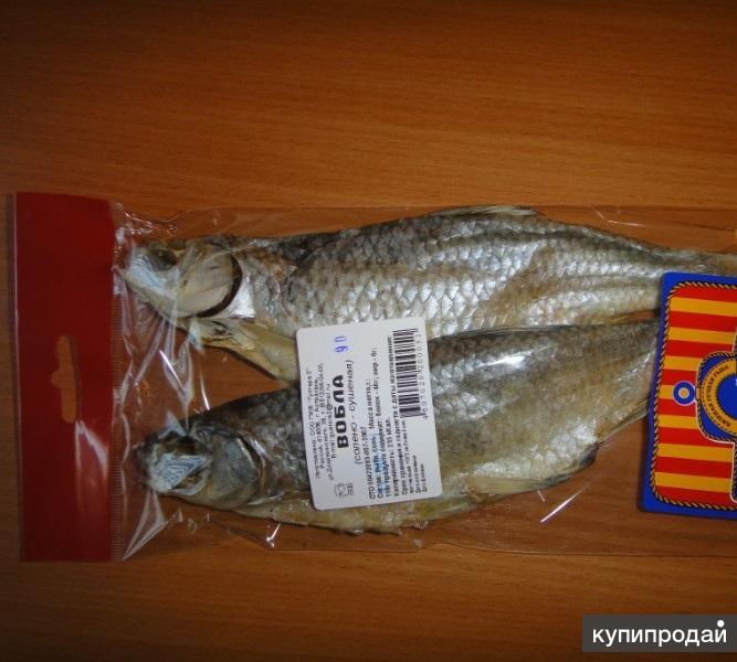 Оптово-розничная торговля вяленой рыбой