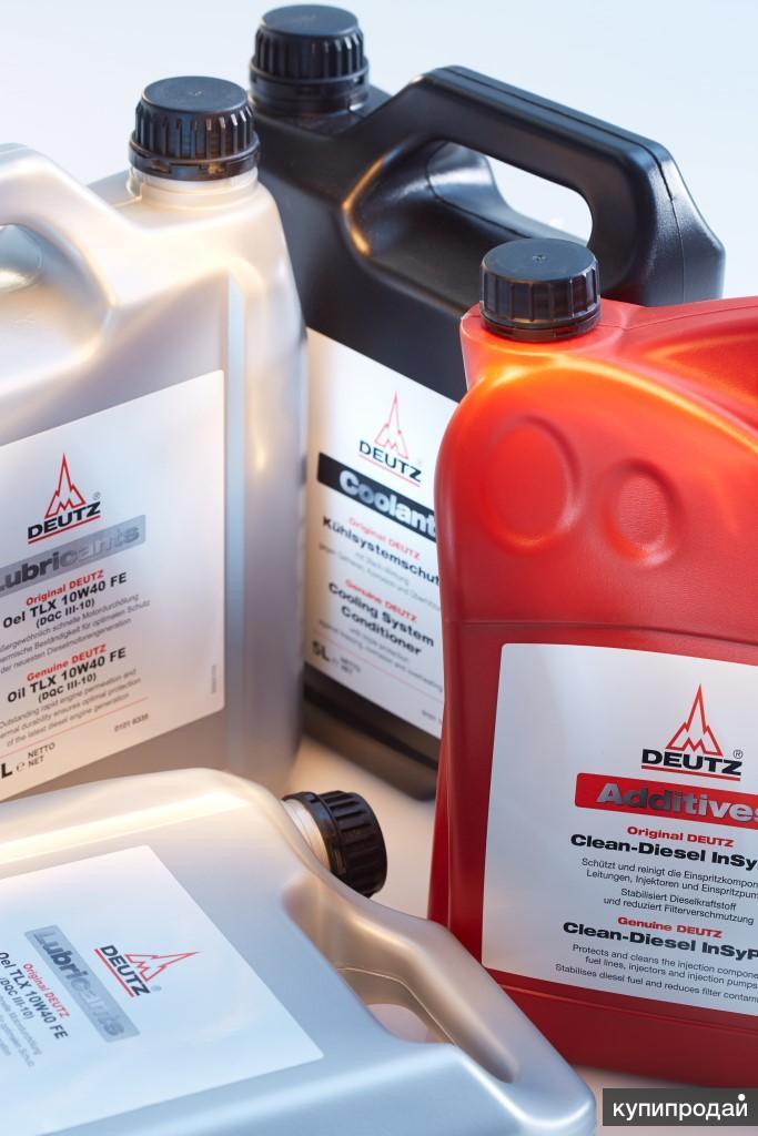 Всесезонное масло Deutz для дизельных двигателей(Германия)