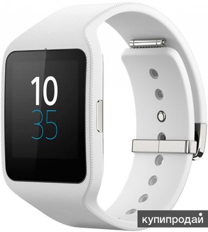 Смарт часы Sony SmartWatch 3