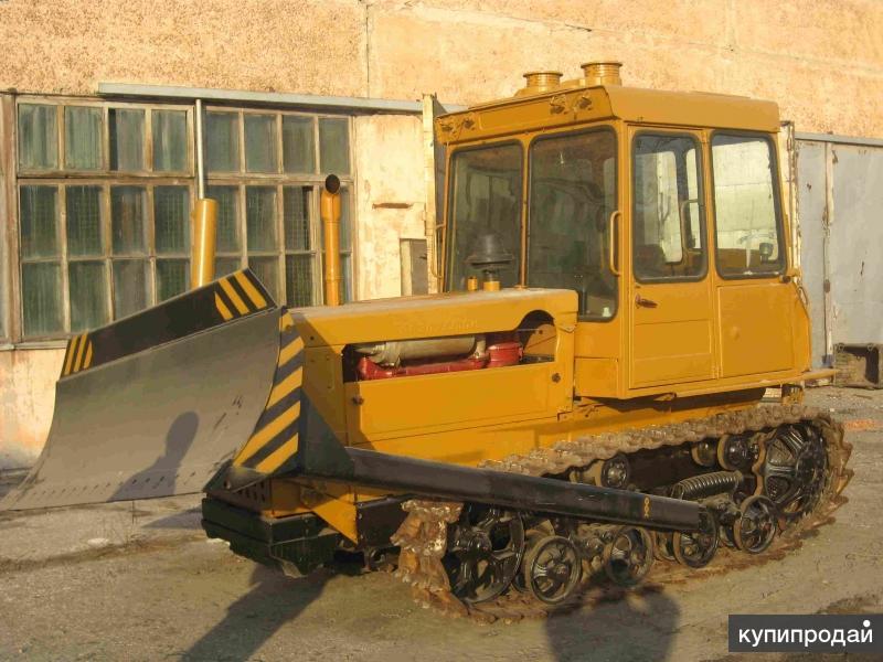 Бульдозер ДТ-75 Казахстан