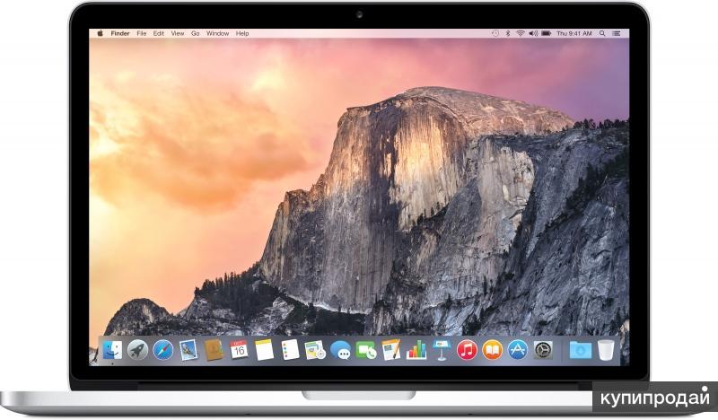 Новый Apple MacBook Pro Retina 13 MF839RU Intel Core