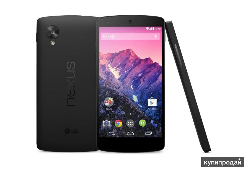 LG Nexus 5 16Gb D821 Black