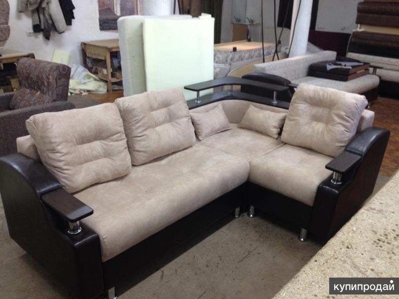 """Угловой диван """"Йорк"""" М1 от производителя"""