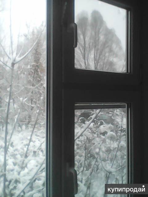 Пластиковые окна б/у
