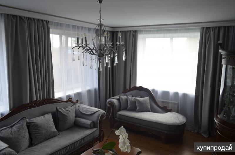 Продам благоустроенный коттедж в Иркутске