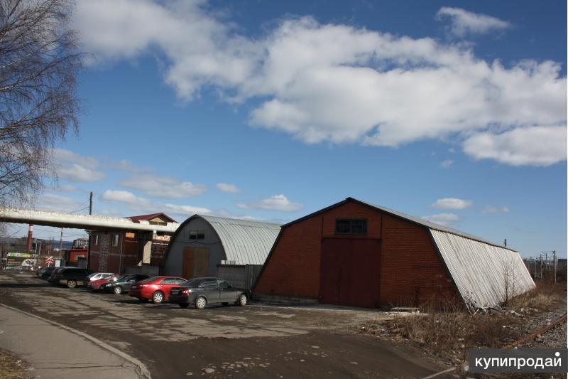 Производственная база (склады) в г. Петрозаводске