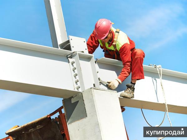 Монтажники МК,ЖБК на вахту в ЯНАО.