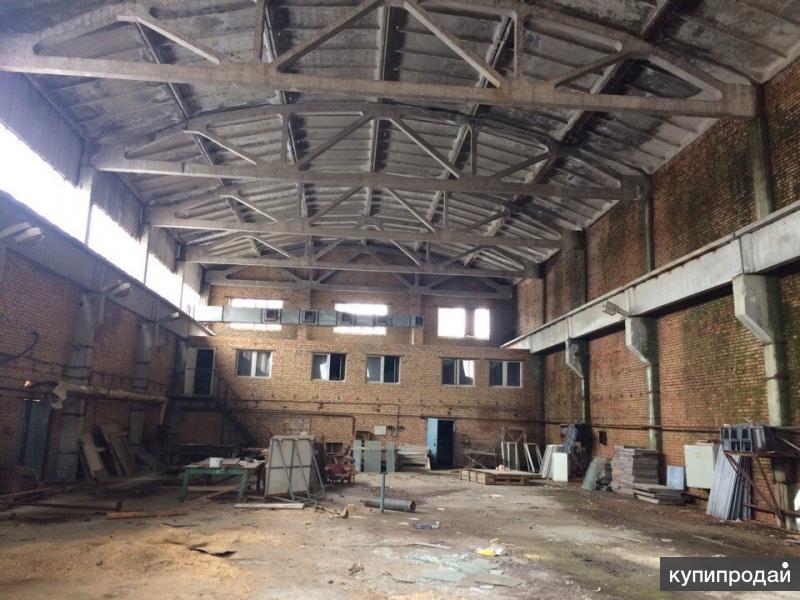 Сдаю открытые и закрытые площадки, производственные помещения по ул Краснова 121