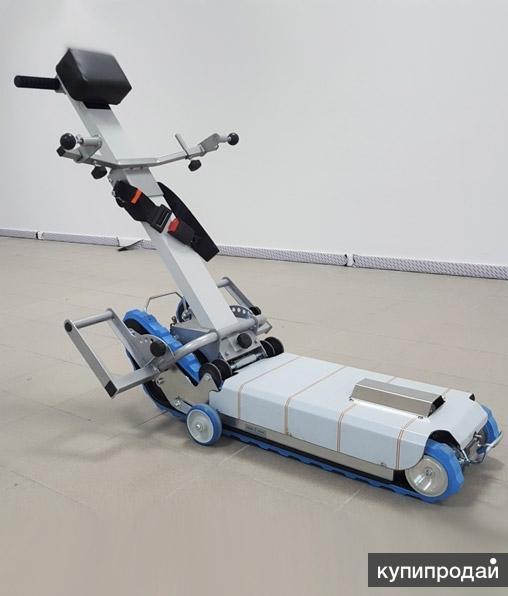 Гусеничный мобильный подъемник для инвалидов