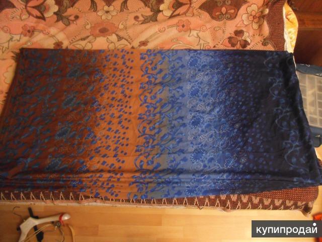 Платьевая ткань-Крепдешин