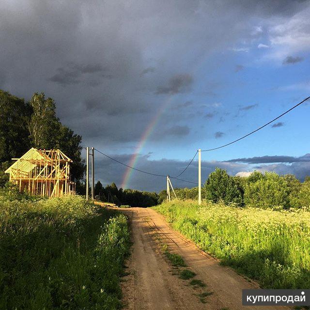 Земельные участки в новом ДНП Коровино рядом с Переславлем