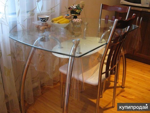 Стеклянный стол екатеринбург.