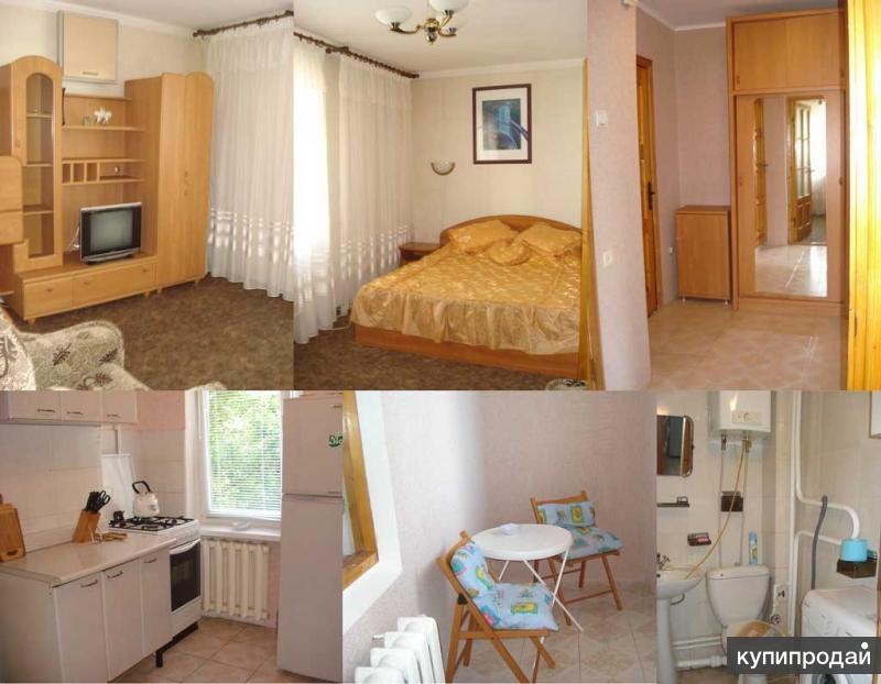 Сдам  1-комнатную квартиру на Героев Сталинграда