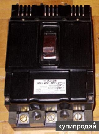 Автомат А 3124 100а
