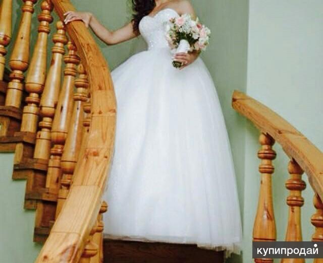 шикарная свадебная платья