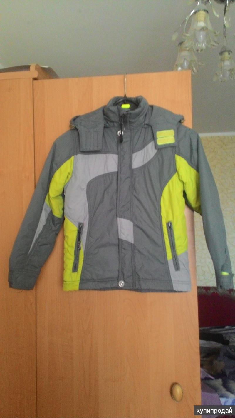 Димесезонная курточка.
