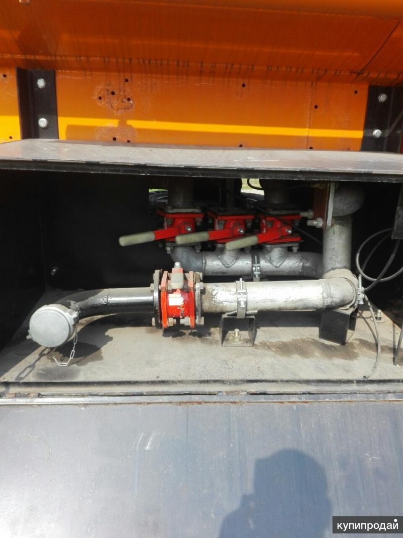 Продам  полуприцеп - цистерна НЕФАЗ-96891-11 для светлых нефтепродуктов 2006г.