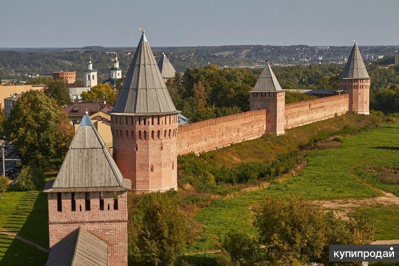 Экскурсионные билеты в Смоленск