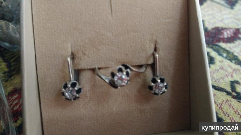 Серебряные украшения времен ссср