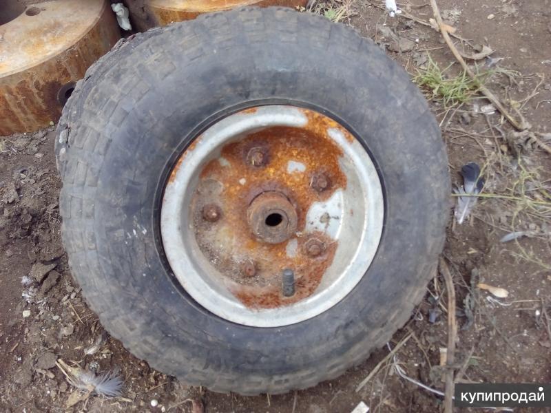 колеса ля тележек