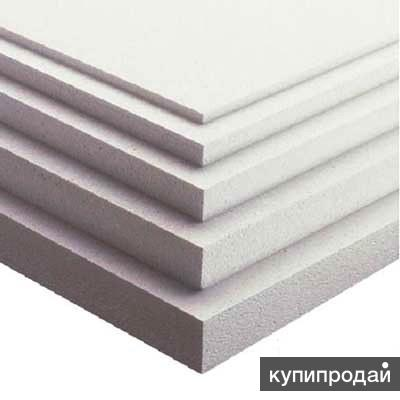 Пенопласт-25Ф  30мм х 1000 х 1000 (1/16шт)