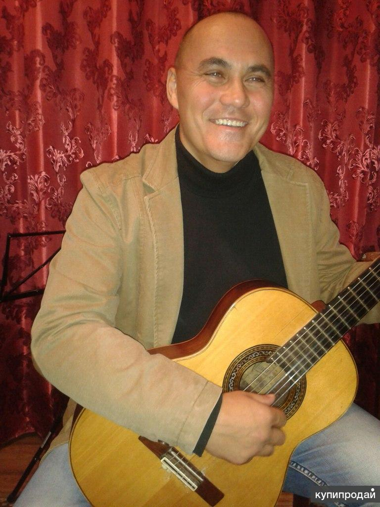 Уроки игры на гитаре в Тольятти