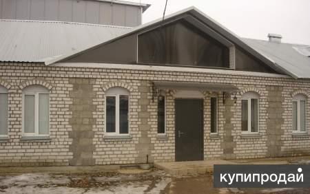 Комплекс зданий пл.1450 кв.м.о.Зеленый г.Волжский