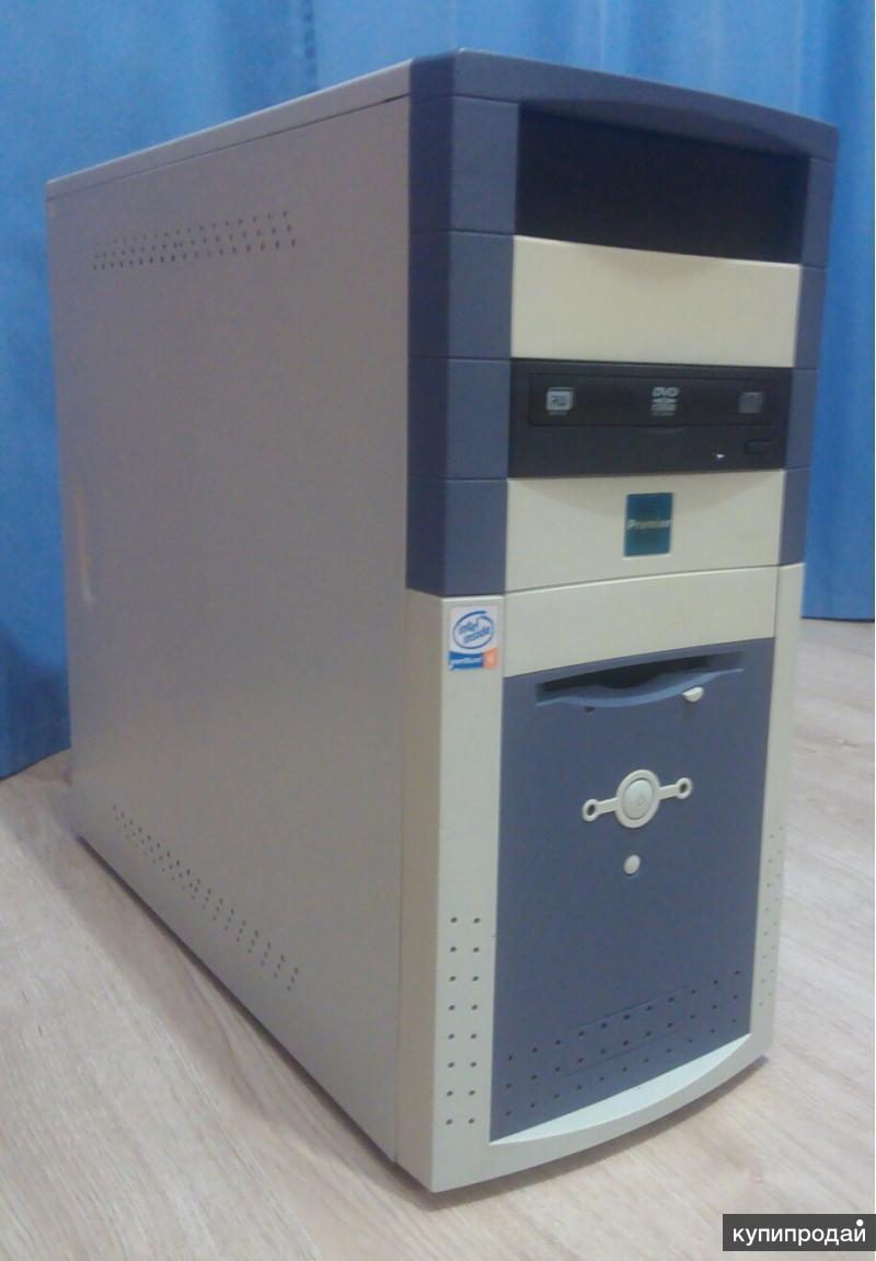 Продам системный блок на Intel Core2 Quad Q8400