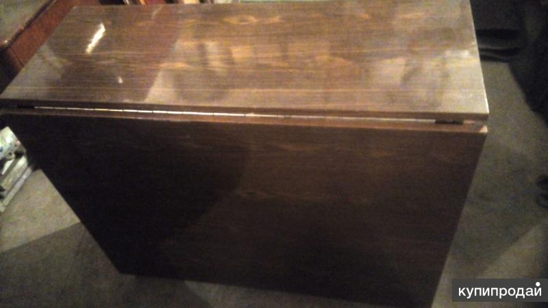 Тумба-стол раскладной