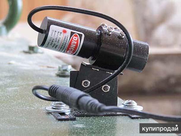 Лазерный указатель ЛУ-100 (лазерная линейка).