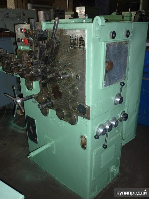 Продаю А5214А Автомат для холодной навивки пружин