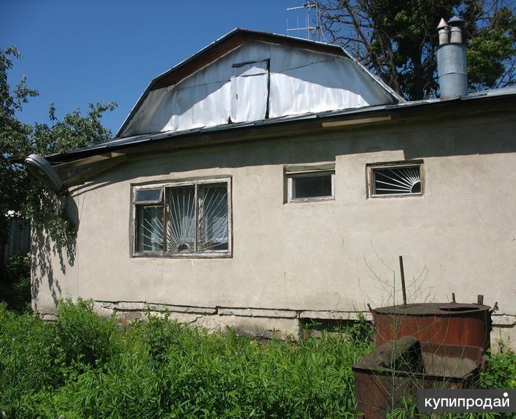 Дом 62,6 м2 в центре города с участком 8 соток