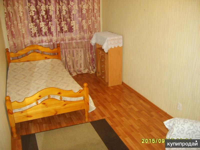 Посуточная квартира около войсковой части на ул. Черняховского