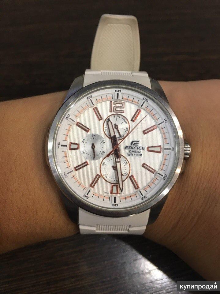 CASIO EF-343-7A кварцевые наручные часы