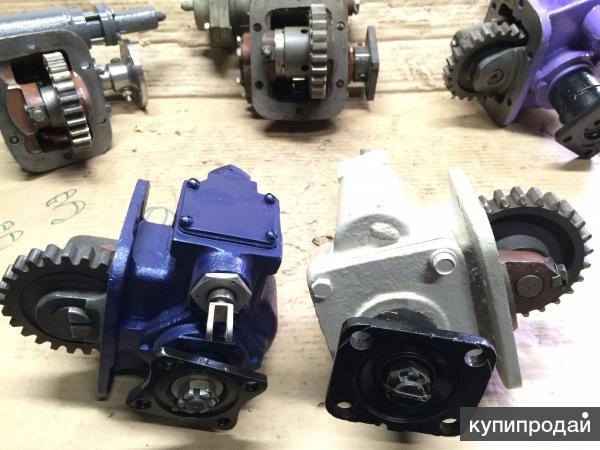 Коробки Отбора Мощности (с механическим вкл.) для а/м МАЗ.