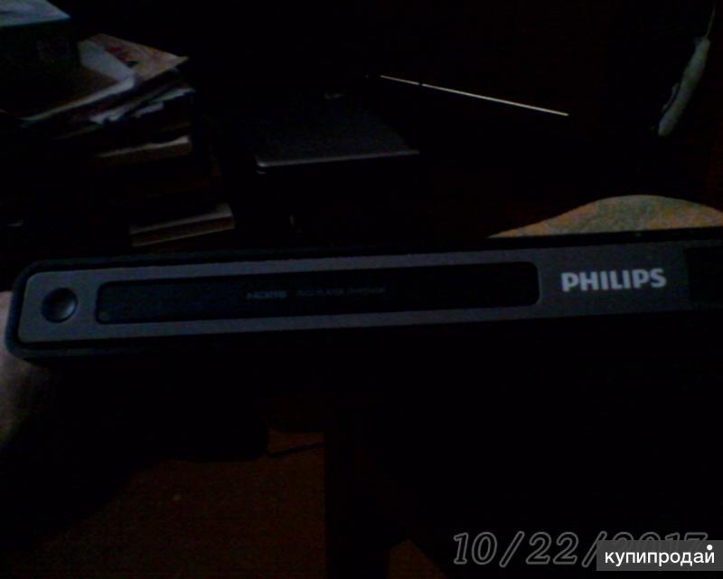 DVD плеер с караоке и USB