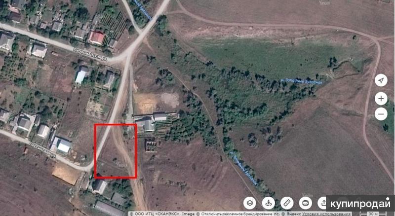 Продаётся участок в Крыму 12 соток