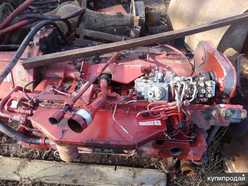 мотор от комбайна Нива1