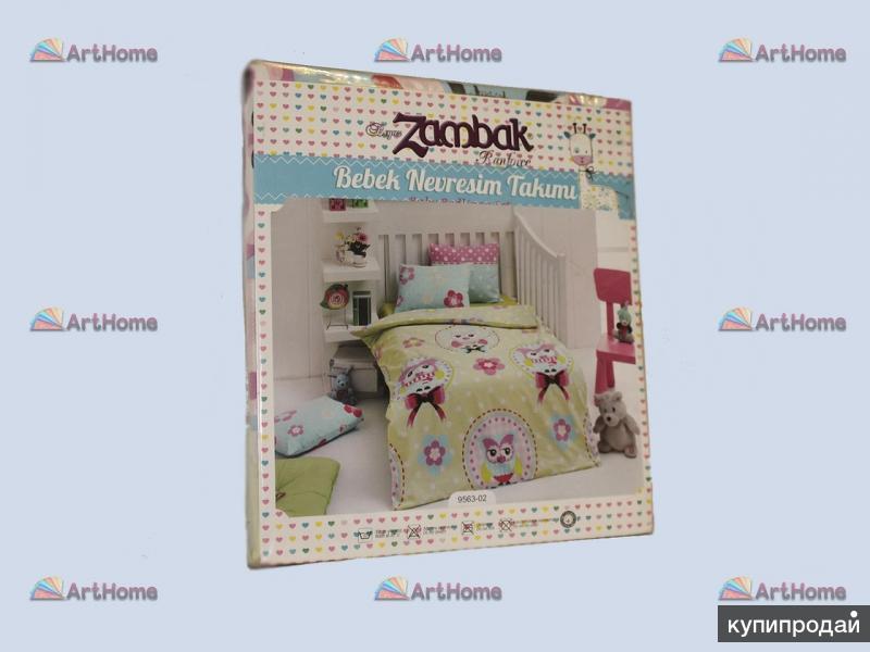 Комплект детского постельного белья Zambak
