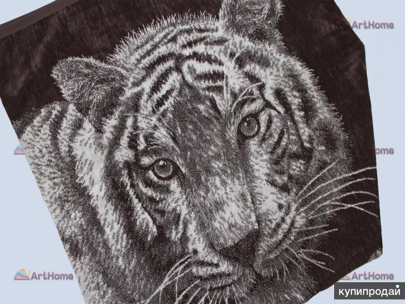 Полотенце супер-банное Тигр