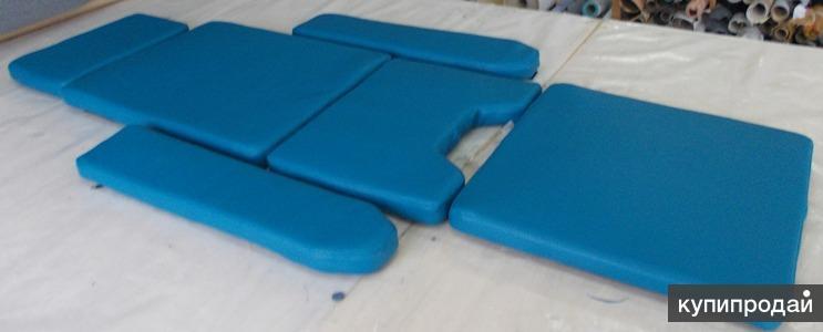 Перетяжка и ремонт хирургических столов