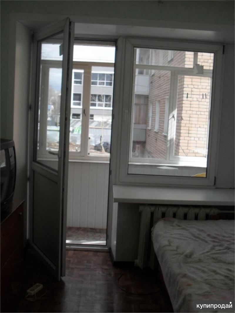 1-к квартира, 33 м2, 2/4 эт.