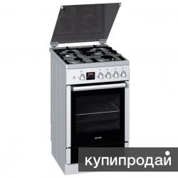 Продам новую Комбинированную плиту  GORENJE K55320AW,
