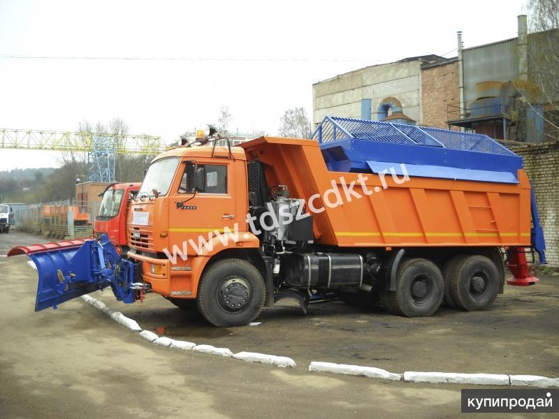 КДМ-7881.01-2 на базе КАМАЗ-6520