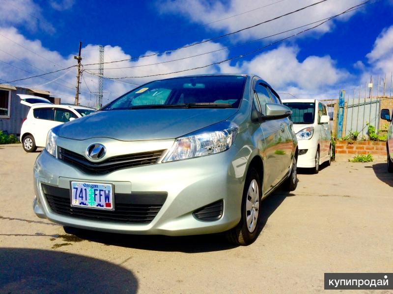 Toyota Vitz, 2013 Б/П