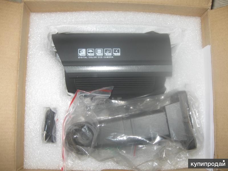 Влагозащищенная цветная видеокамера -  IR 580