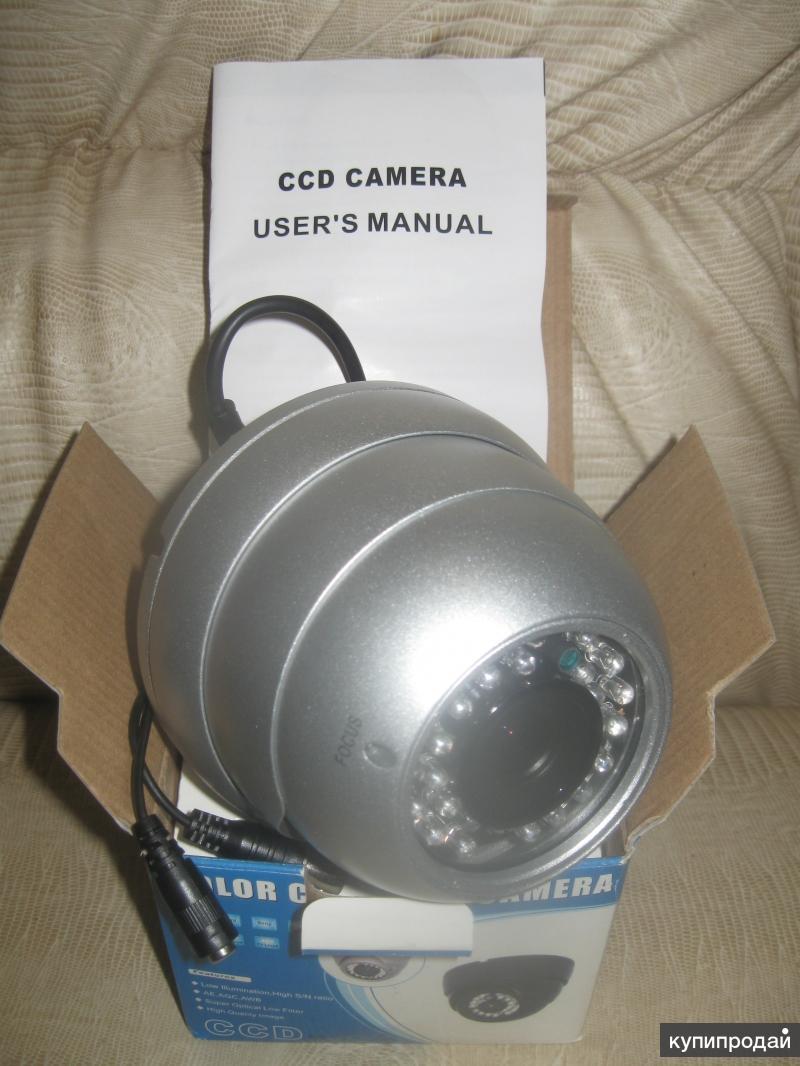 Камера видеонаблюдения PVCD-0122C-VF-IR