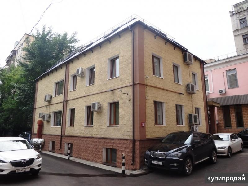 Здание на Арбате 600 кв.м